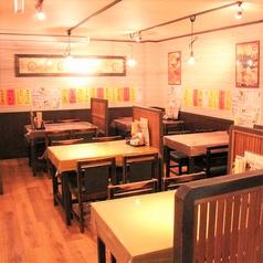 広々とした店内は、宴会にもピッタリの空間です。宴会最大人数20名様までOK★(4名×13 6名×1)