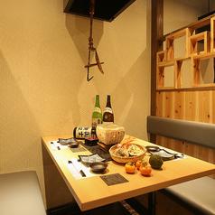 大衆海鮮すし酒場 ももも 岡山店の雰囲気1
