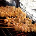 創業時より変わらない味の串焼きはテイクアウトOKです!