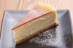 自家製チーズケーキ