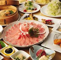 「矢場とん」こだわりの豚肉を活かした料理の数々