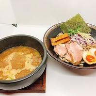 石焼き魚介鶏パイタンつけ麺