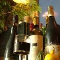 ワインや日本酒もご用意しております!!