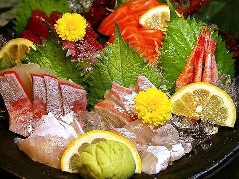 和洋中…様々なメニューを、落ち着いた癒しの空間で楽しめる、とっておきの居酒屋。