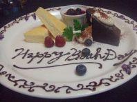 誕生日、記念日はお任せ!