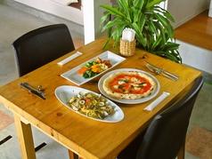 Pizzeria Il Rospaccio ロスパッチョのコース写真