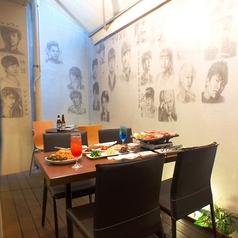 テラス席はペットも一緒に食事が可能です。ご自慢のかわいいペットをつれておいしい韓国料理はいかがですか?