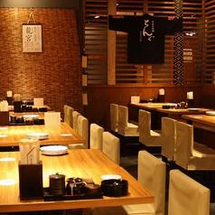【半個室席】最大で40名様お座り戴けます!会社宴会におすすめです。
