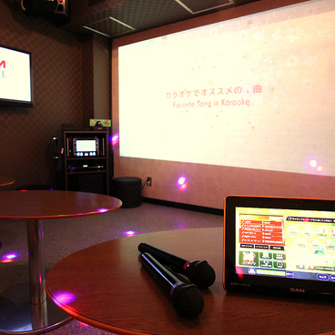 カラオケ タワースタジオの雰囲気1