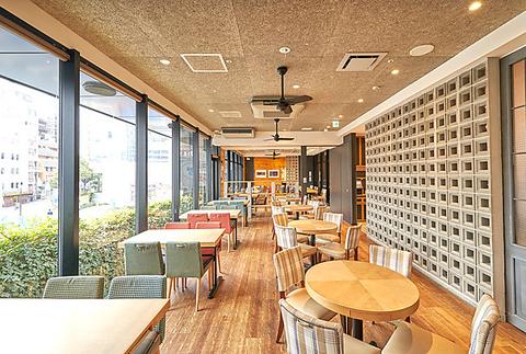 新宿駅5分のイタリアンカフェ 安心の徹底した衛生対策 カフェ会,女子会,ママ会に