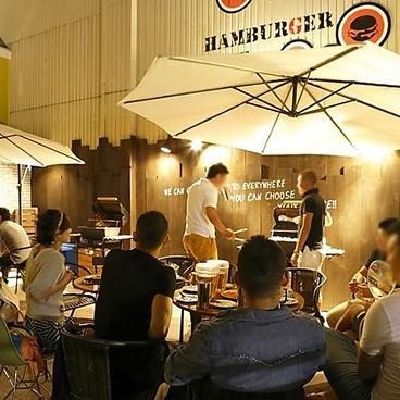 LAYER`S ビアガーデン BBQテラス 丸の内 本店の雰囲気1