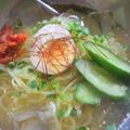 料理メニュー写真北海道塩冷麺