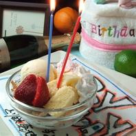 【誕生日に】当店はでサプライズおかがでしょうか☆