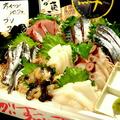料理メニュー写真天然湘南地魚 すごい刺し盛り