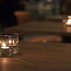テーブル席は2名様~6名様までをご用意、結合可能なので10名様まで可能です!