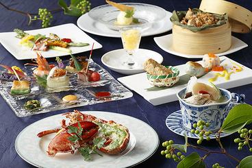THE DINING シノワ唐紅花&鉄板フレンチ蒔絵のおすすめ料理1