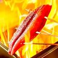 料理メニュー写真生カツオ藁焼き