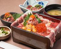 溢れる肉・肉・肉!!肉三昧を楽しめる♪