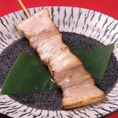 豚バラ串(2本)