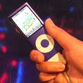 iPhoneに繋いでお好きな音楽を流すことが出来ます♪