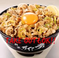 すた丼の自慢【秘伝ニンニク醤油ダレ】&【ボリューム】