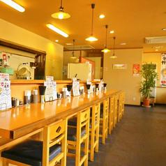 麺の蔵 我天の雰囲気2