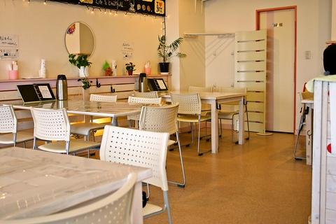 nice cafe ノリタマ