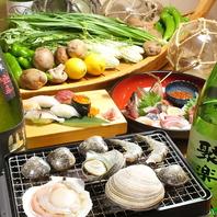 淡路島の食材を豊富にご用意☆海鮮・卵・玉葱など♪