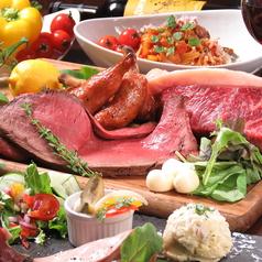 肉バル MEATMARKET ミートマーケット 梅田特集写真1