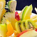 料理メニュー写真フルーツ盛り合わせ