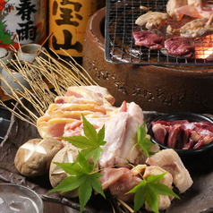 鶏居酒屋 るーつ 東三国店