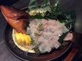 料理メニュー写真<瀬戸の旬の魚の活造り> ハギ/ハマチ/シマアジ/トラフグ等