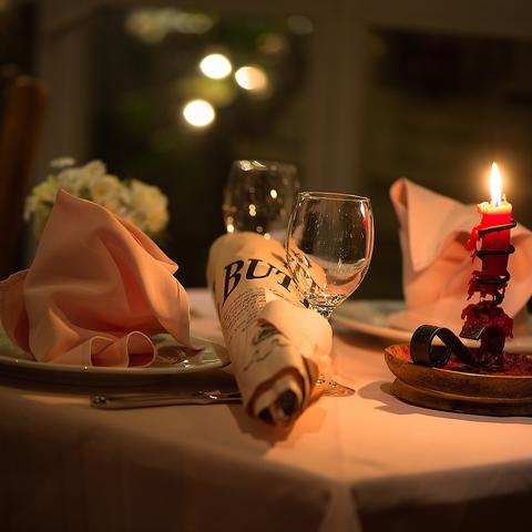 旬の食材をベースに自家製手打ちパスタやパンなど、手作り料理を楽しめるイタリアン。