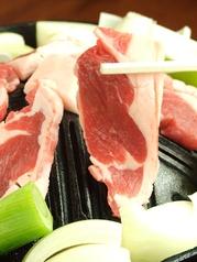 炭火焼 ジンギスカン ポッケのおすすめ料理1