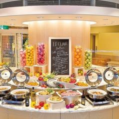 京王プラザホテル八王子 レストラン ル クレールの雰囲気1