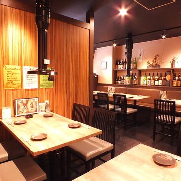 鶏居酒屋 るーつ 江坂店の雰囲気1