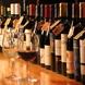 ワインに自信あり!!世界各地の赤・白ワインを取り揃え!!