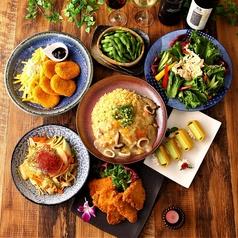 個室と肉と野菜 葵酒 aoizake 徳島駅前店のコース写真