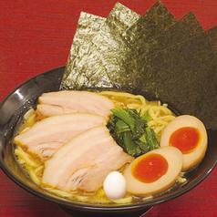 横浜家系ラーメン 風神家 柏崎本店のおすすめ料理1