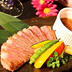 料理メニュー写真A5ランク佐賀牛ステーキ