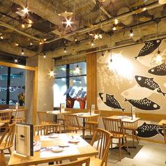 海鮮 さば料理専門居酒屋 SABAR+ 栄店の雰囲気1
