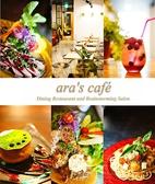 aras cafe アラズカフェ 京都のグルメ