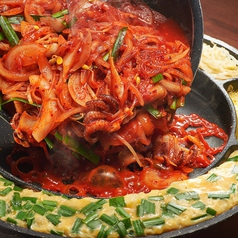 Korean Dining ハラペコ食堂 心斎橋店の特集写真