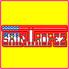 SAINT-TROPEZ サントロぺのロゴ