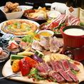 【3時間飲み放題付】(デザートプレゼント)ステーキ&チーズフォンデュ3980円★6名以上で幹事無料