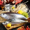 新鮮な鮮魚を豪快に藁焼きで☆素材本来の旨味をお楽しみ頂けます♪海鮮はもちろん、肉料理や野菜を使ったヘルシーなメニューもございます♪お気に入りの一品を是非見つけて下さいね♪季節のおすすめメニューも必見です!