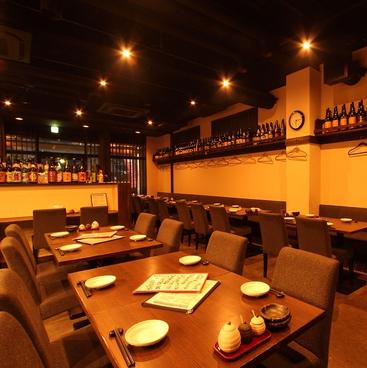 彩鶏Dining やまかし 国分寺店の雰囲気1