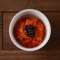 料理メニュー写真オレンジ風味の人参ラペ