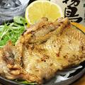 料理メニュー写真【徳島県】阿波尾」鶏のモモ肉豪快焼き