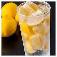レモンサワー!